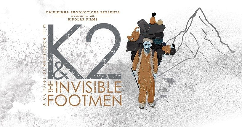 K-2 & The Invisible Footmen