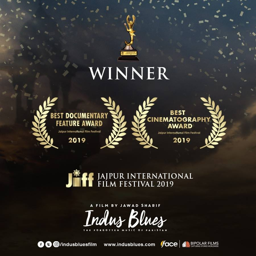 'Indus Blues' wins big at Jaipur international movie competition