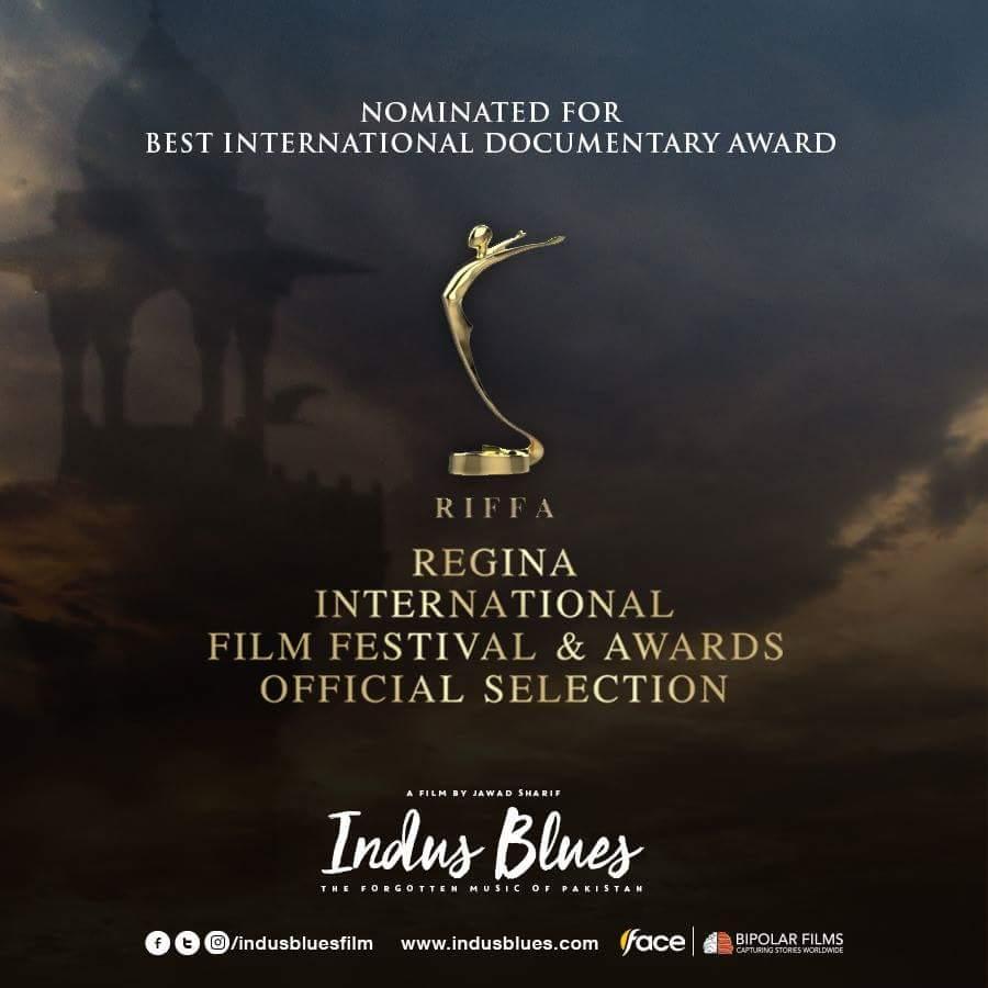 Pakistani film 'Indus blues' nominated for RIFFA