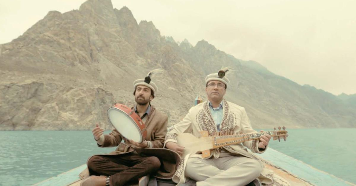Sights and sounds of the Indus in trailer for documentary on forgotten musicians of Pakistan