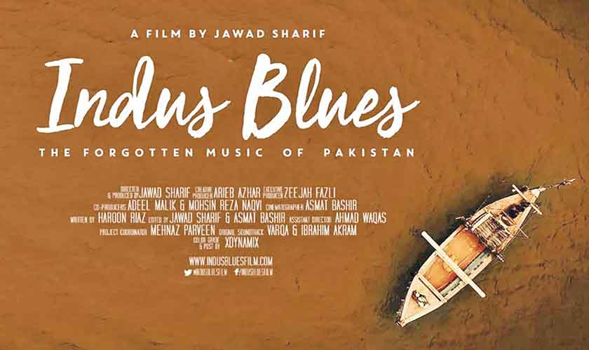 Indus Blues heads to Indie Meme Film Festival