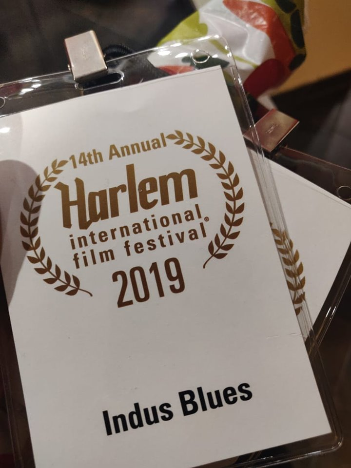"""Indus Blues"" Successfully Screened at #HIFF2019"
