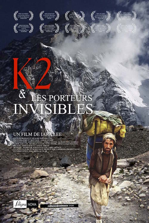 """""""K2 and The Invisible Footmen"""" Screening in Sainte-Foy-lès-Lyon, France"""