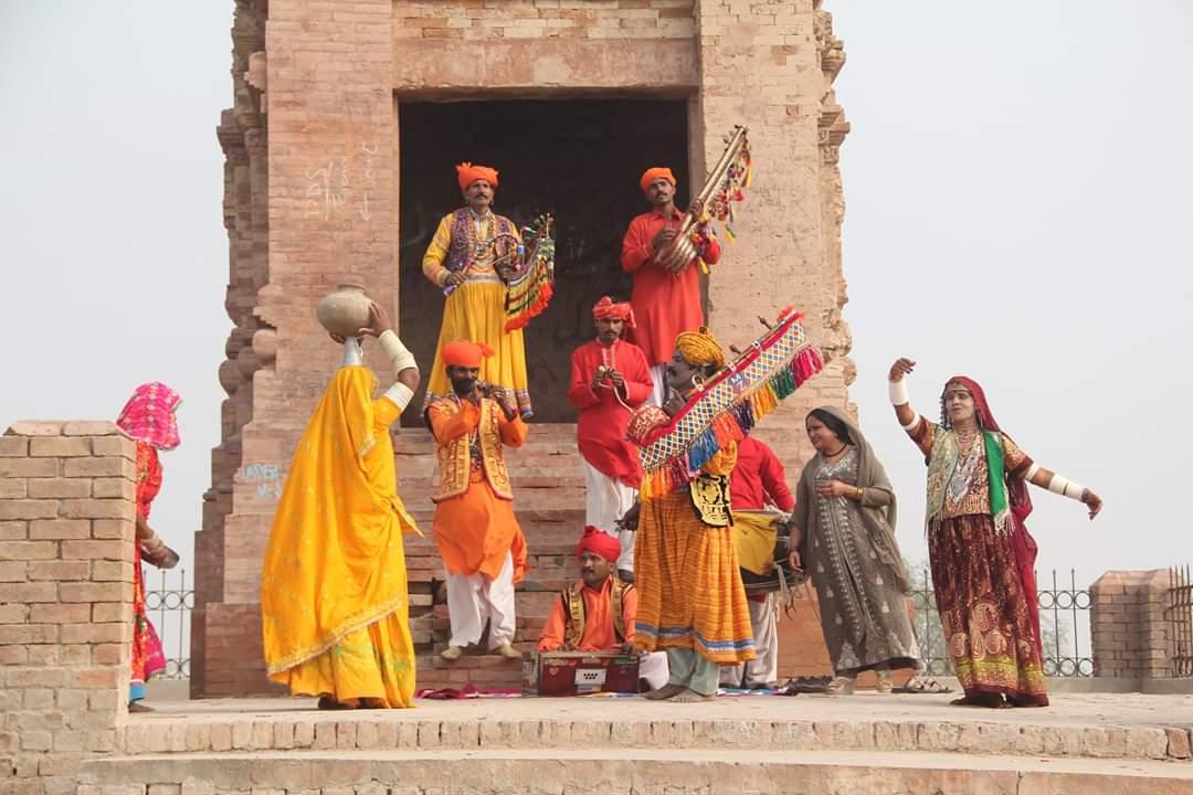 Jawad Sharif's Indus Blues heads to Dubai