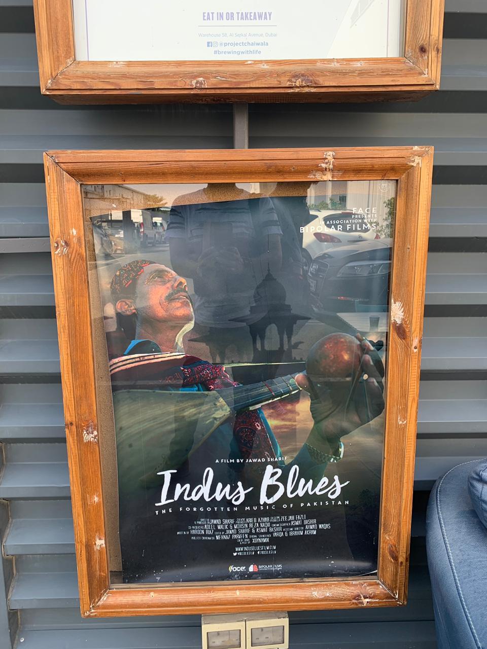 All set for 'Indus Blues' Dubai Premiere