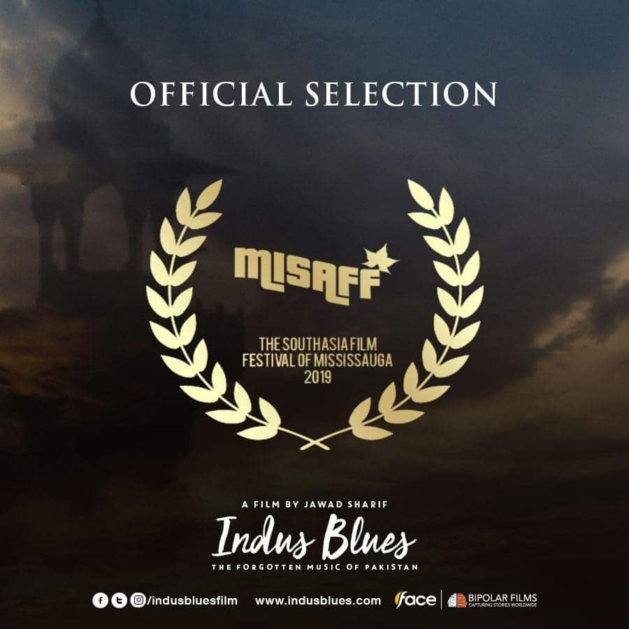 """Indus Blues"" Official Selection at Misaff 2019"
