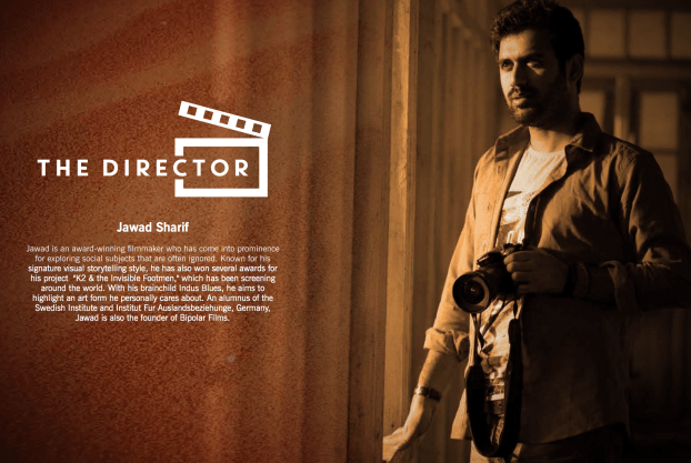 In conversation with Indus Blues director Jawad Sharif