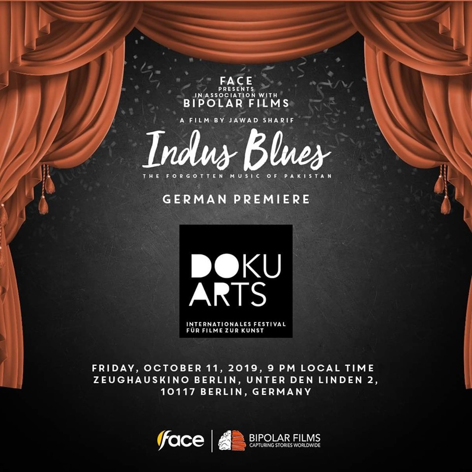 Indus Blues – German Premiere