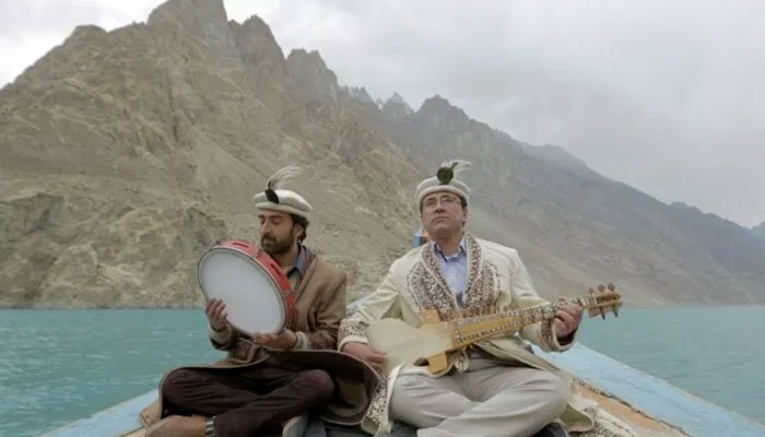 Indus Blues by Jawad Sharif : Premiere in Germany