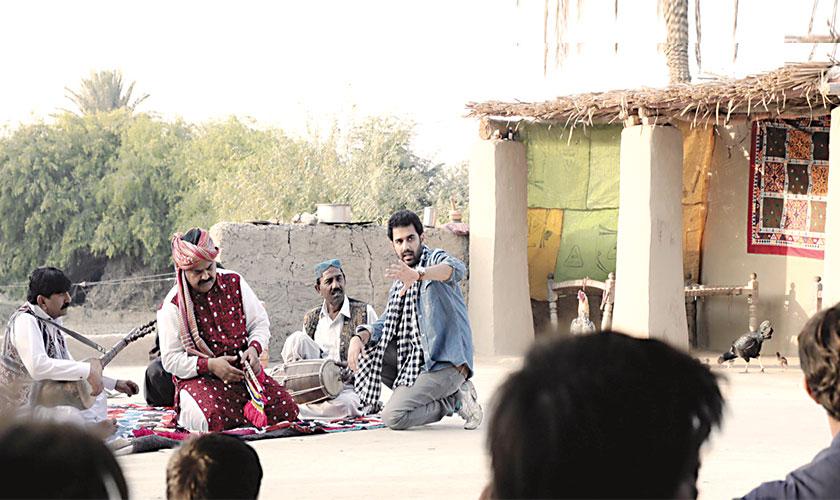 Jawad Sharif talks Indus Blues screenings