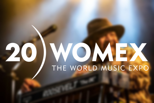 PRESERVING PAKISTAN'S TRADITIONAL MUSIC LEGACY –  WOMEX INTERVIEW – JAWAD SHARIF